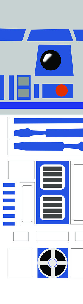 R2d2 Skateboard This Is My R2d2 Skateboard Design For