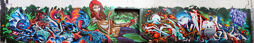 Sofles and Revok - Los Angeles. | by Ironlak