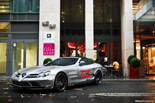 Mercedes-Benz SLR McLaren 722s Roadster | by Willem Rodenburg