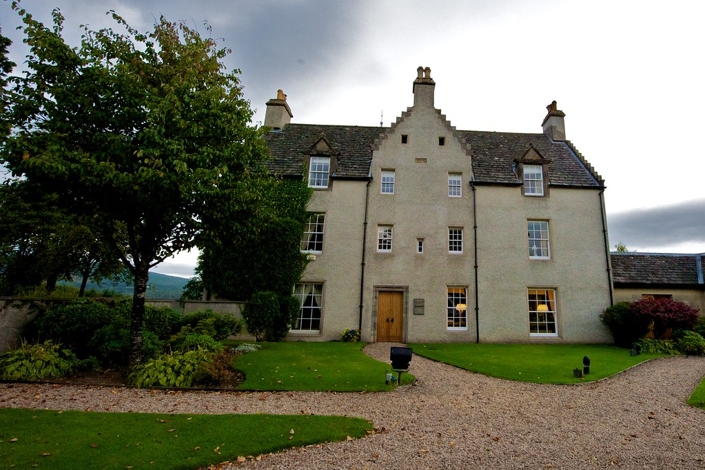 Easter Elchies House The Heart Of The Macallan S