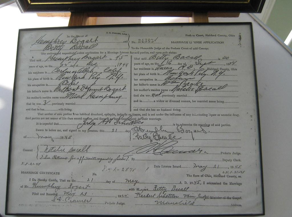 marriage license ohio richland county