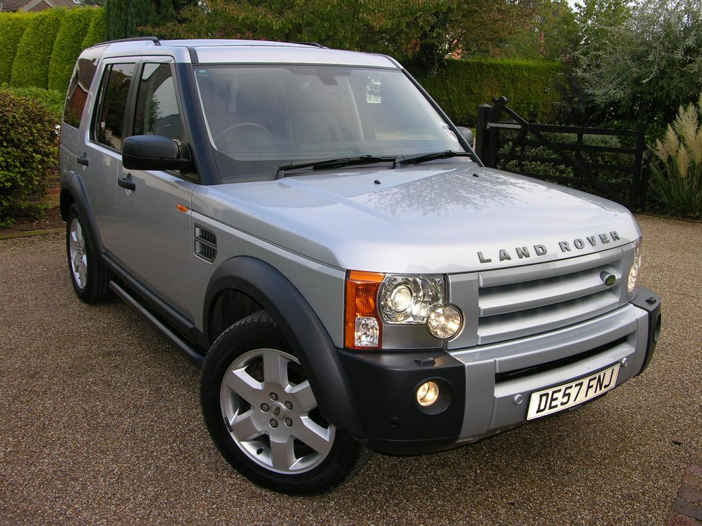 land rover discovery 3 tdv6 hse the car spy flickr. Black Bedroom Furniture Sets. Home Design Ideas