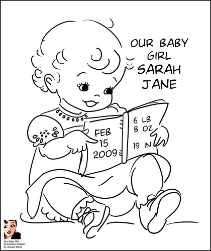 Embroidery Baby Designs Free