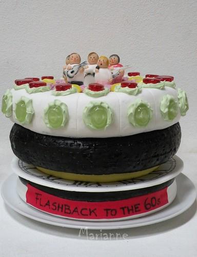 Jager Cake Pan