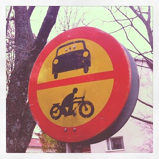 Traffic sign | by andelspossetommy