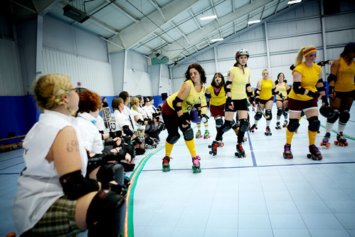 CMS: Rollerderby! | by WNPR - Connecticut Public Radio