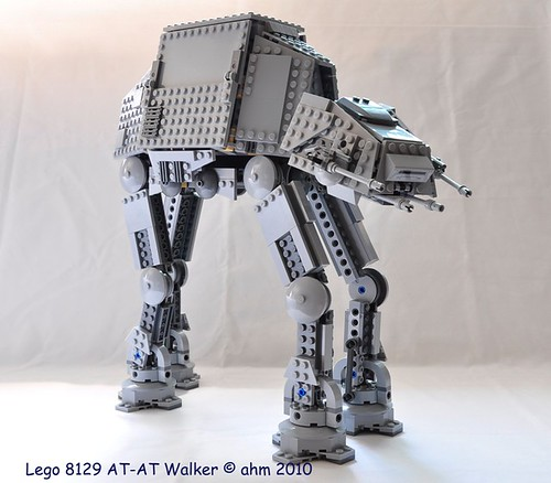 Star Wars Lego 8129 AT-AT Walker | by KatanaZ
