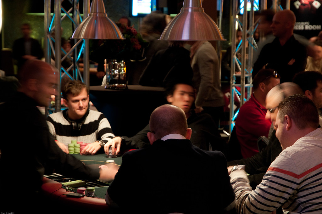 poker tournament amsterdam