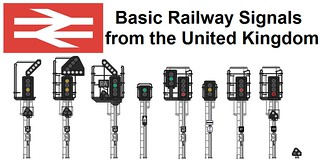 Basic Railway Signals in the UK | by Mark Vogel