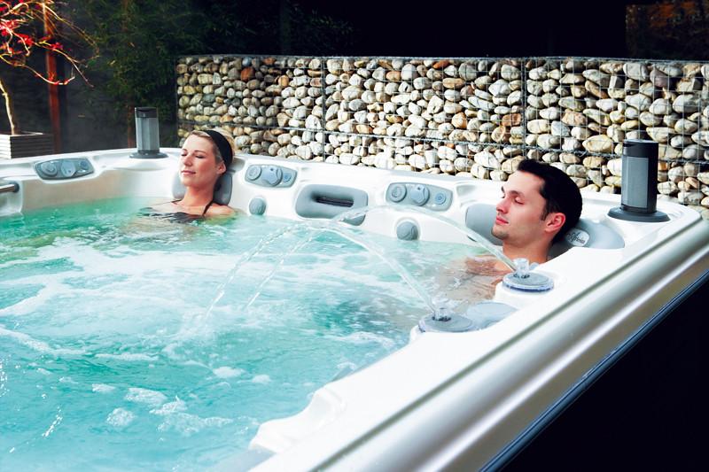 Hot Tub Hydrotherapy - Artesian Spas Platinum Elite | Flickr