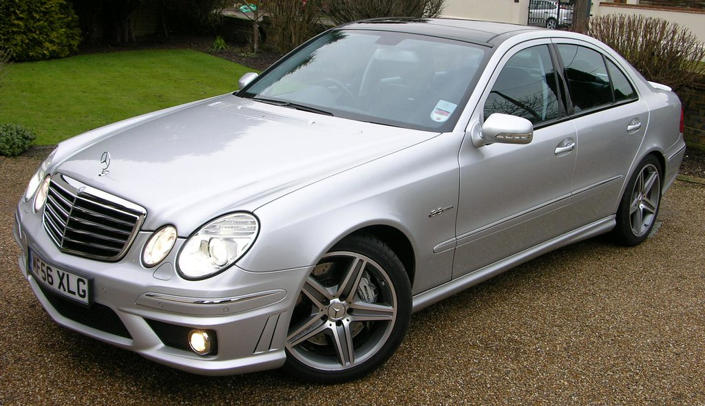 2006 mercedes benz e63 amg the car spy flickr for 2006 mercedes benz amg