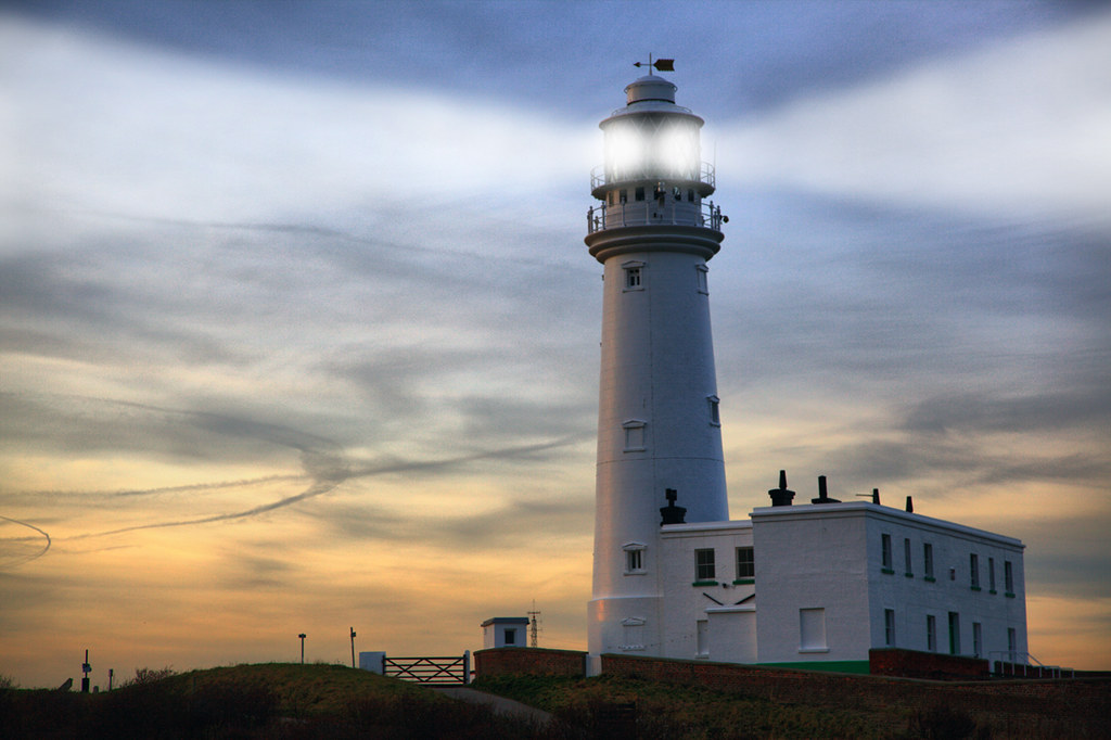 Lighthouse.. fun. | A comment on my last posting mentioned
