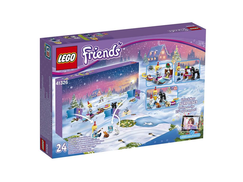 LEGO Friends 41326 - Advent Calendar 2017