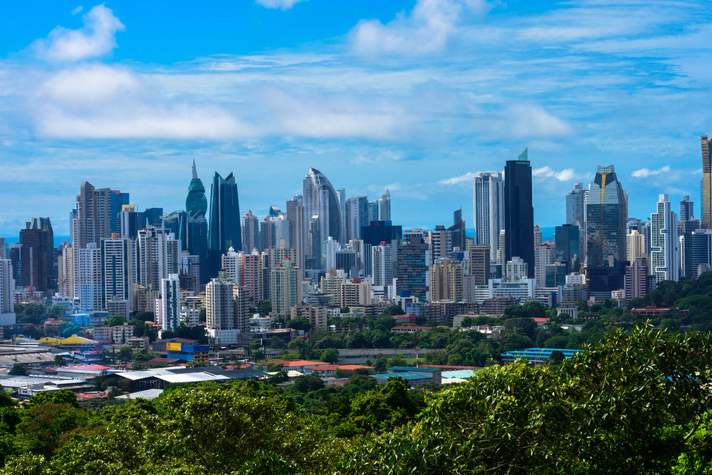 Image result for Panama City skyline