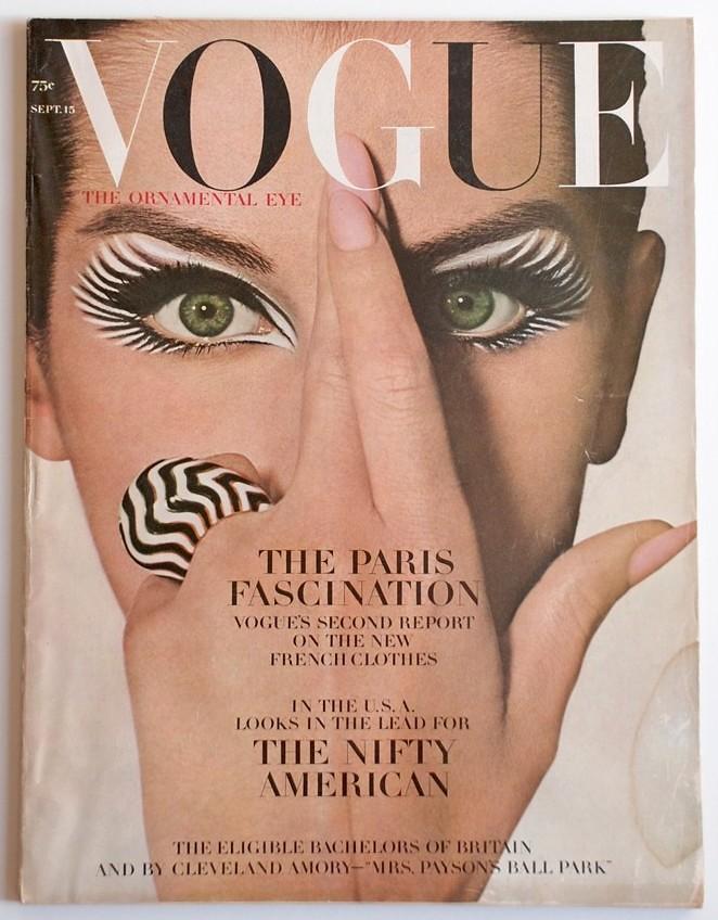 Vogue September 1964 Vogue Fashion Magazine September 1964 Flickr