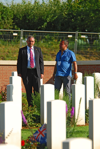 Fromelles Ceremony 19 July 2010 (352) | by CWGC