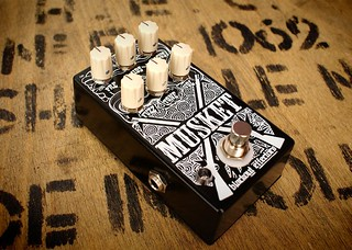 musket promo | by blackout_effectors