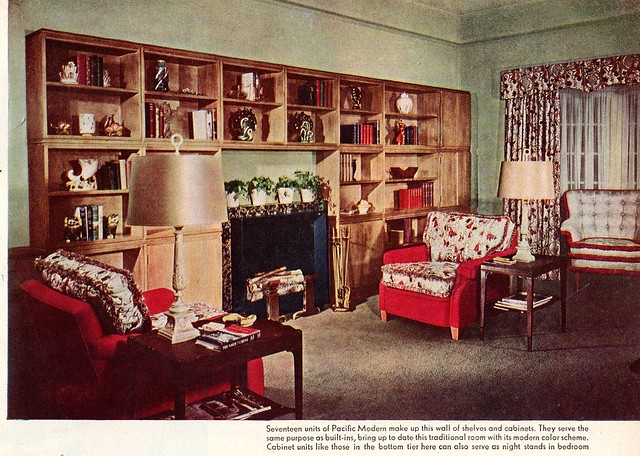 Late 1940 39 s living room explore spuzzlightyeartoo 39 s for 40s room decor