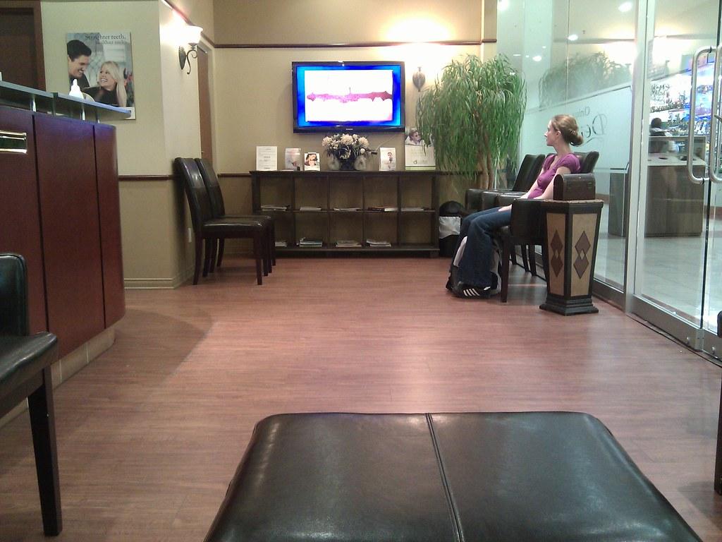 Dental Office Waiting Room Ideas