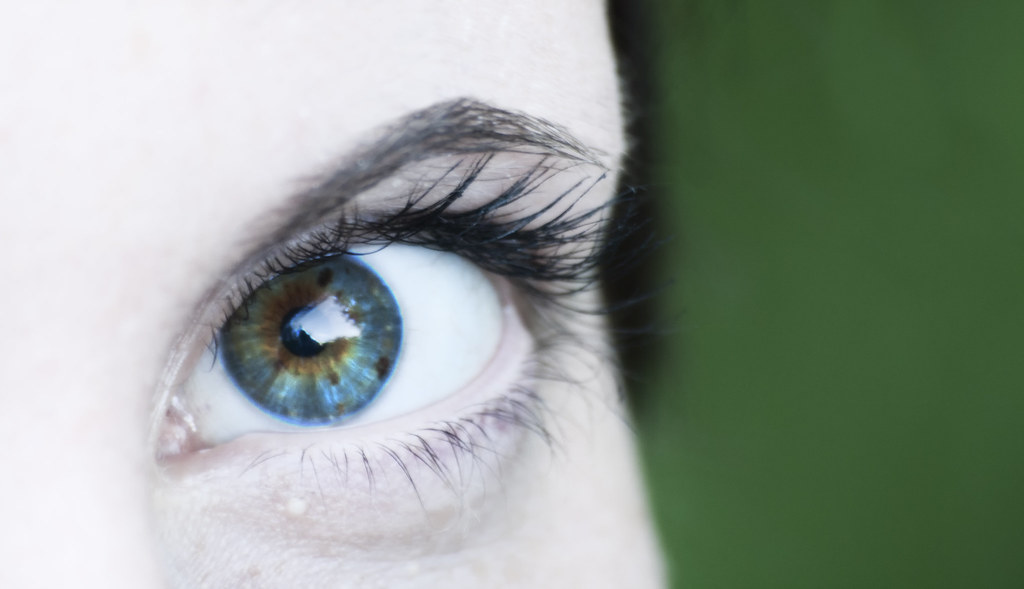 Ice-Cold Brown-Stained Tropical Blue Eyes | Like you may ...