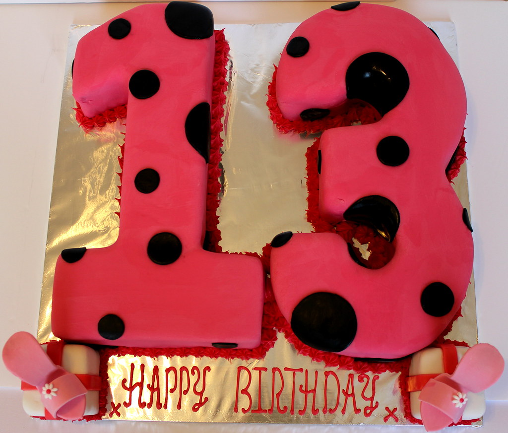 Teenage Girls Birthday Cake Pauls Creative Cakes Flickr