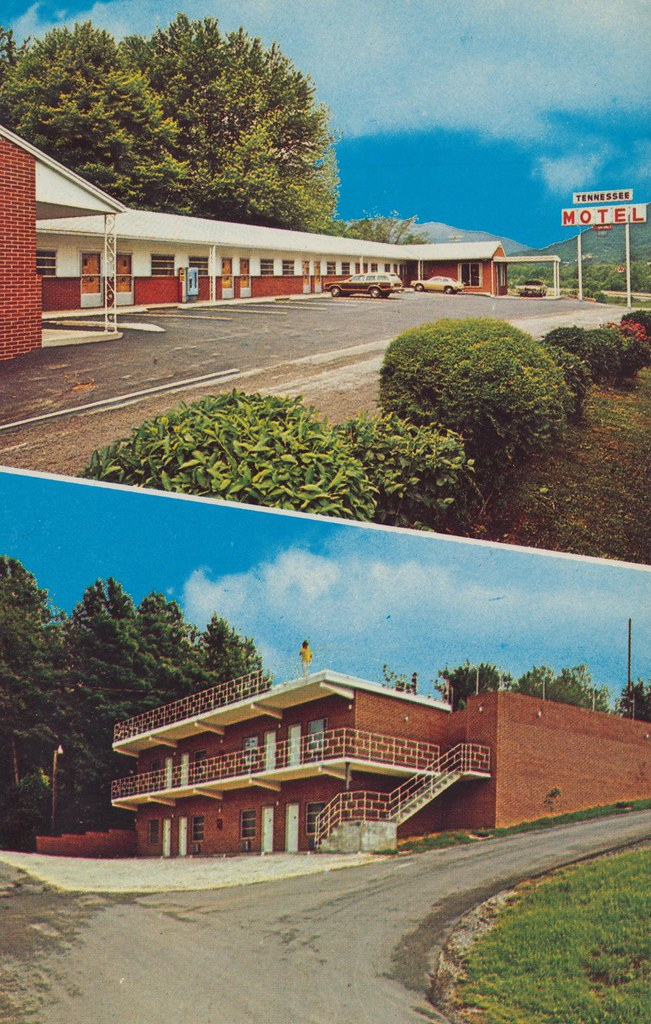Tennessee Motel - Caryville, Tennessee