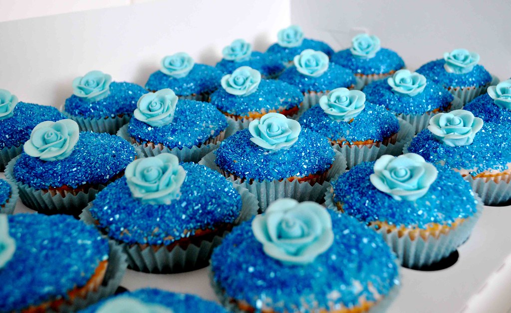 Wedding Cupcakes Forget The White Wedding Let S Make T