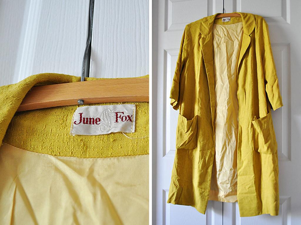 Linen Weave Vintage Washed King Bed Skirt In Ivory