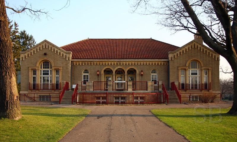 Highland Park Clubhouse Highland Park Clubhouse