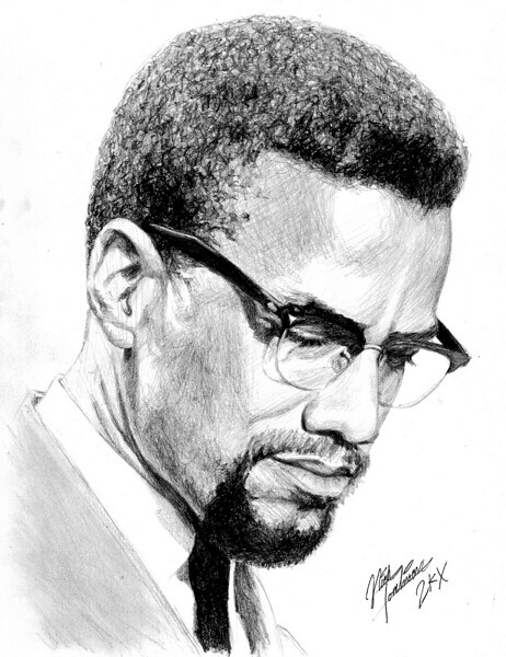 Malcolm X A Message To The Grass Roots