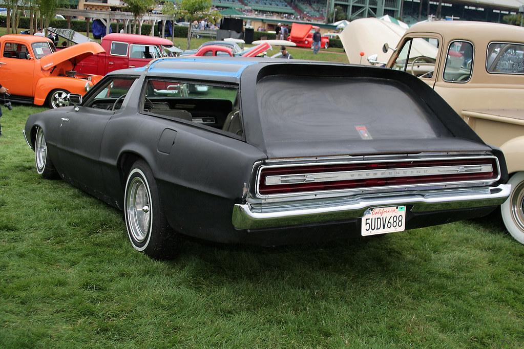 1967 Ford Thunderbird - custom wagon - rvl | Rex Gray | Flickr