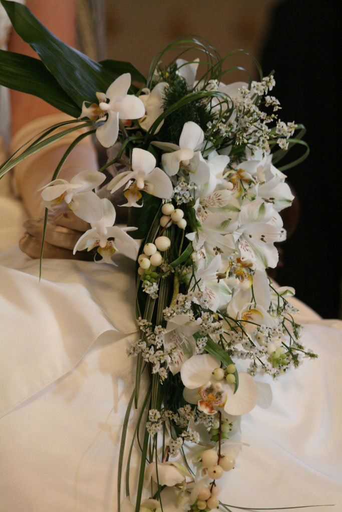 Bouquet de la mari e le mariage de lucie et ben vincent chaigneau flickr - Le bouquet de la mariee ...