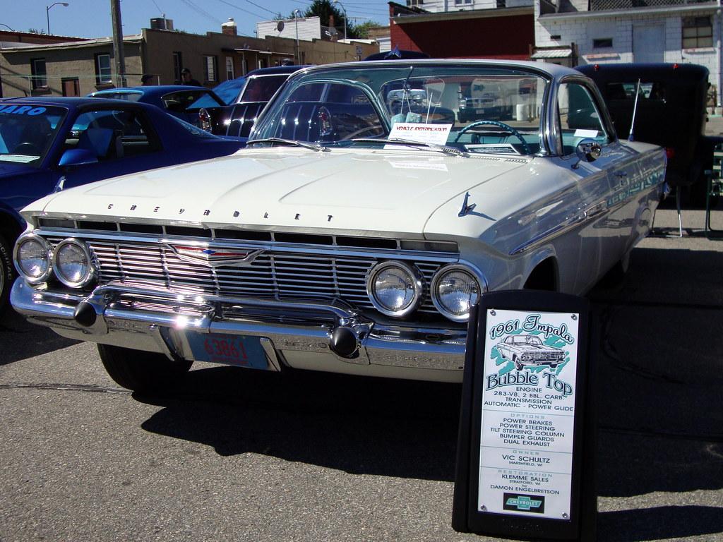 1961 Chevrolet Impala Bubble Top Mark Flickr By Dccradio