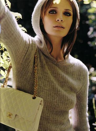 MISCHA-BARTON-chanel-classic-flap-bag | Ashley Cooper