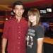 Bowling for Nick Jonas' birthday