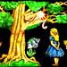 Alice in Wonderland 3-Blackpool Illuminations