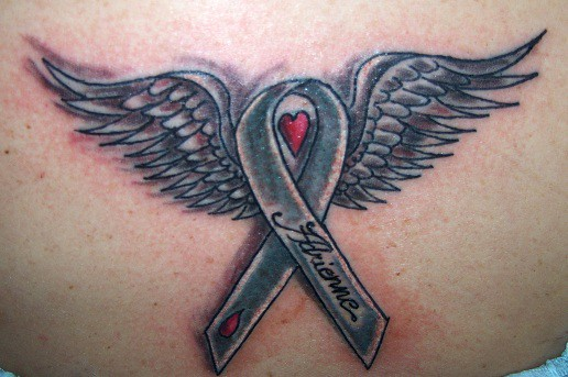 Juvenile Diabetes Memorial Ribbon Rip Adrienne Done Flickr