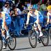 Matt Wilson, Tyler Farrar, Tom Danielson - Vuelta a España, stage 21
