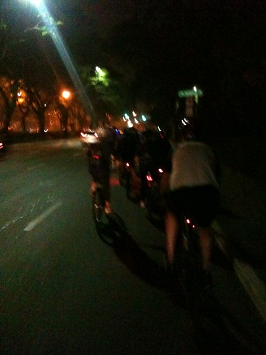 Y! Social Bike - Passeio noturno dia mundial sem carro - 3 | by marcelomz