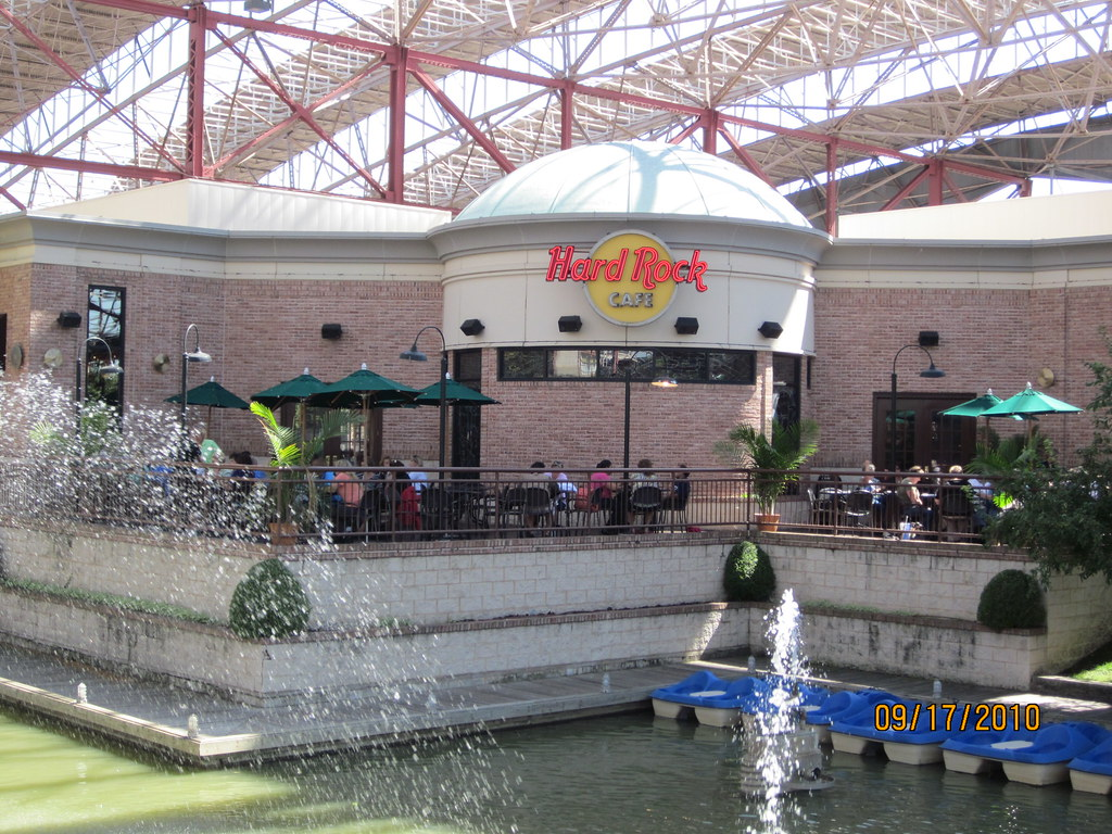 Hard Rock Cafe Union Station