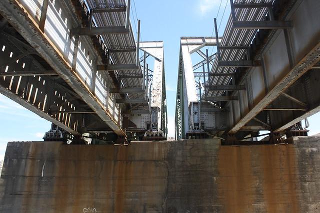 Old Steel Truss Bridges