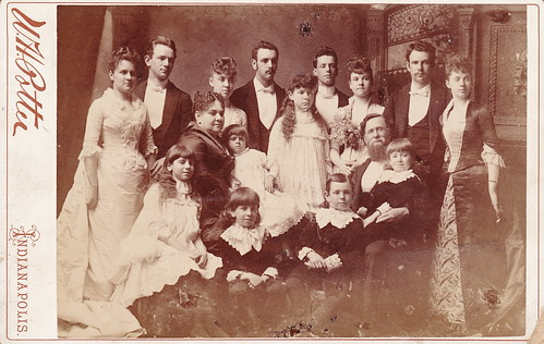 Late Victorian Family | by LJMcK