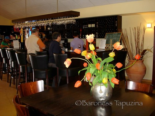 Tulip Winery Interior | by BaronessTapuzina