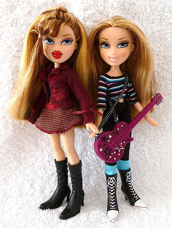 bratz 3rd edition twins valentina and oriana dolls flickr
