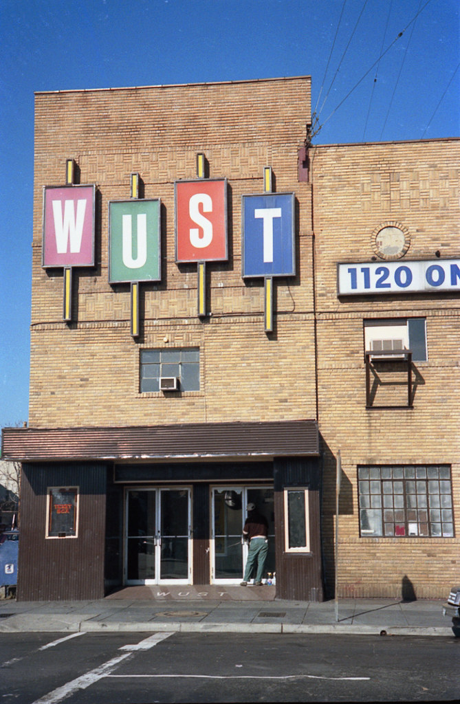 wust radio music hall