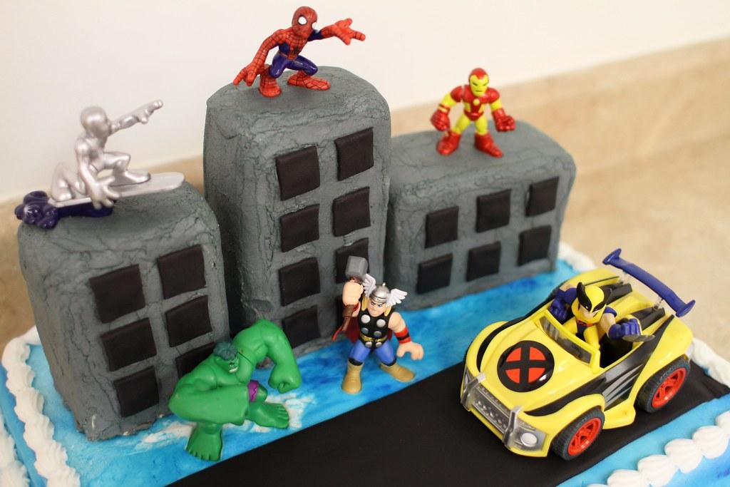 Spiderman Cake Pan Walmart