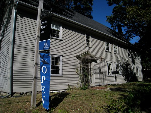 pierce house  dorchester ma the 300 year old     pierce