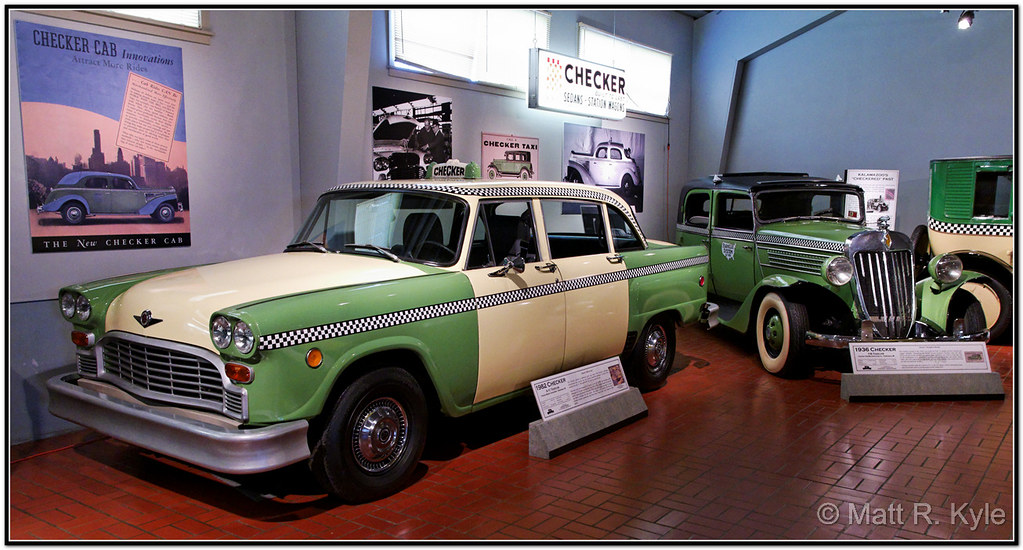 Checker Cab London >> 1982 Checker A-11 Taxicab (1) | From Wikipedia: The Checker … | Flickr