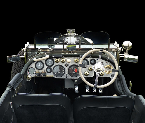 Petersen Engineering Reproduction 1935 Bentley | by Gordon Calder - 5 Million Views - Thanks!