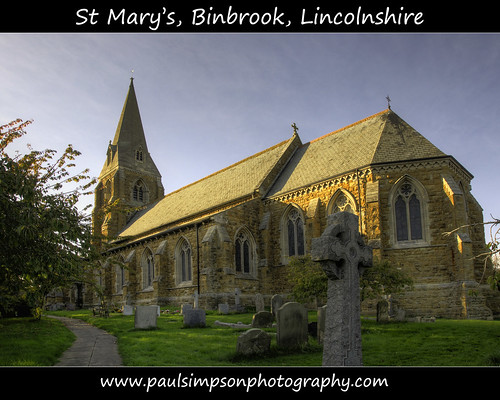 St Mary's, in Binbrook | by Paul Simpson Photography